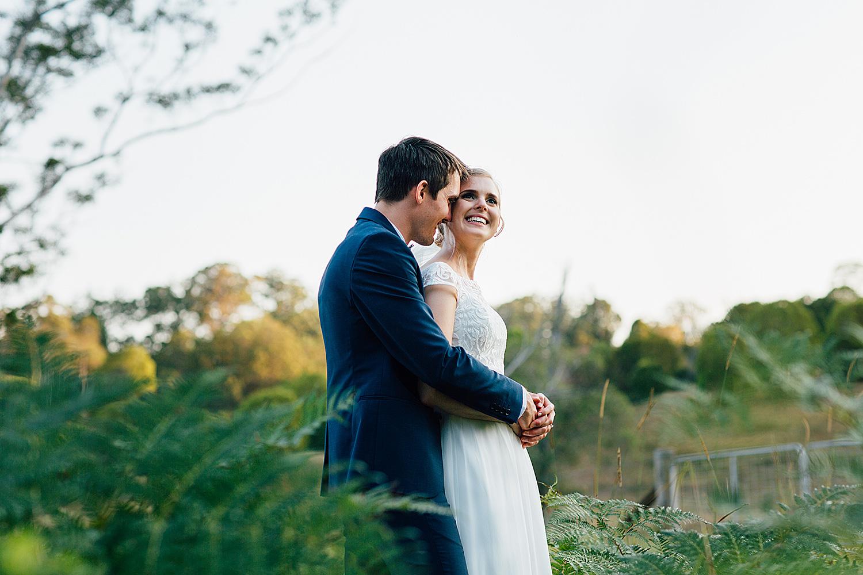sunshine coast wedding photography intimate