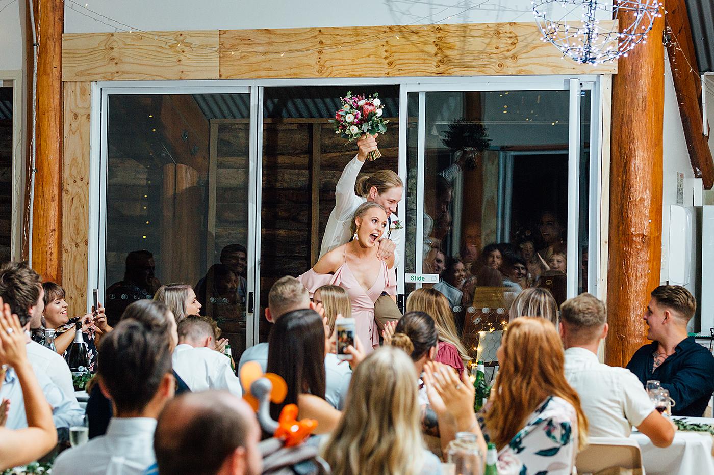 Kenilworth Homestead Wedding Reception