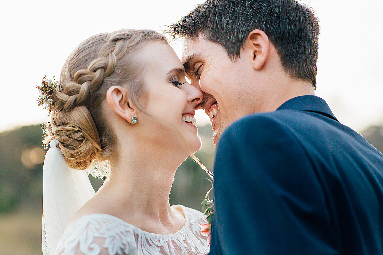 sunshine coast wedding photography intimate couple