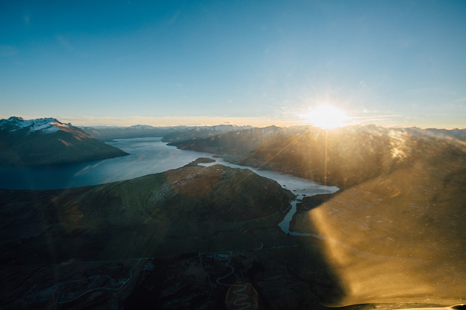 Queenstown Helicopter Wedding Photography
