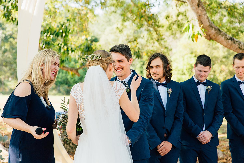 sunshine coast wedding photography rustic