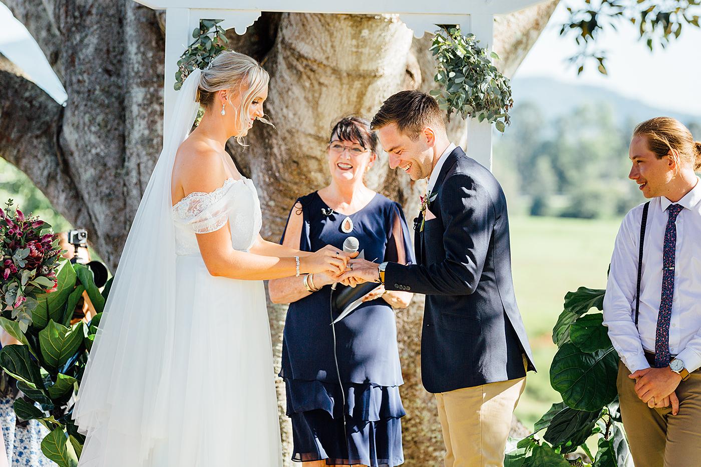Kennilworth Homestead Wedding