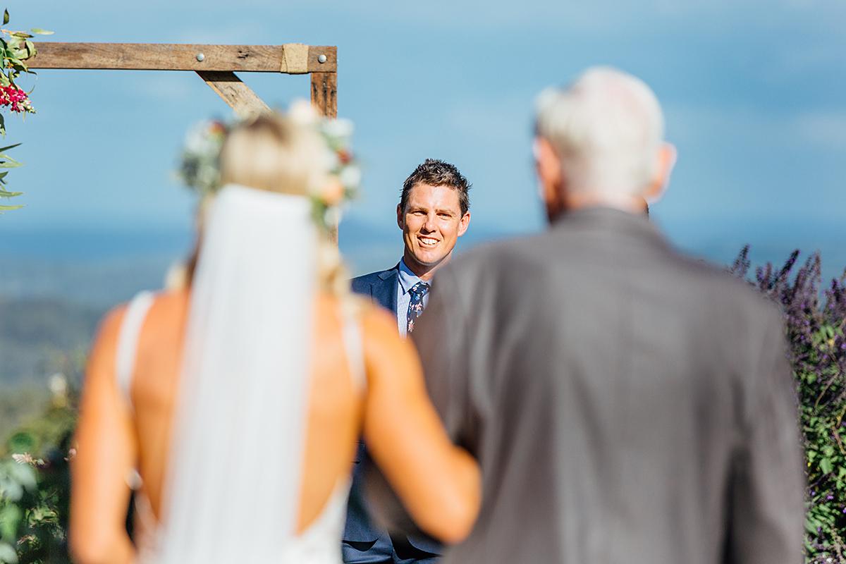 Maleny wedding photography