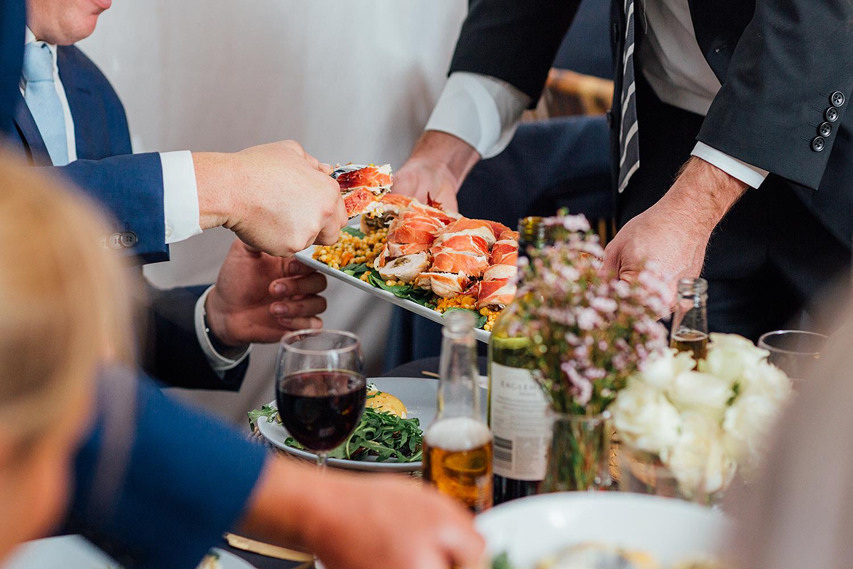 wedding photography share plates
