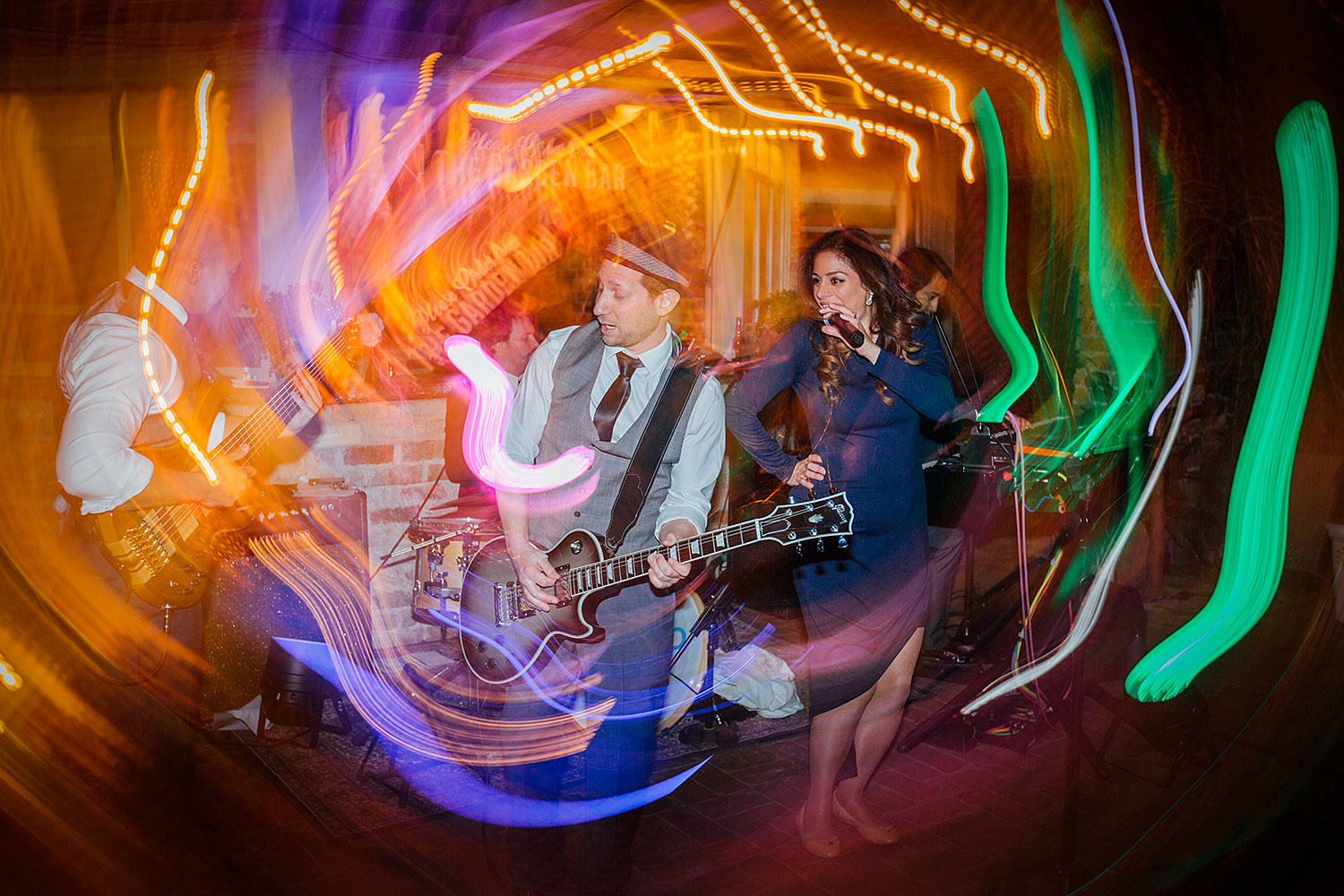 souled out sydney party band
